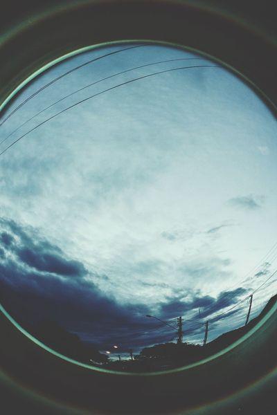 ☁? Sky ️ Hello World Hi! Photo
