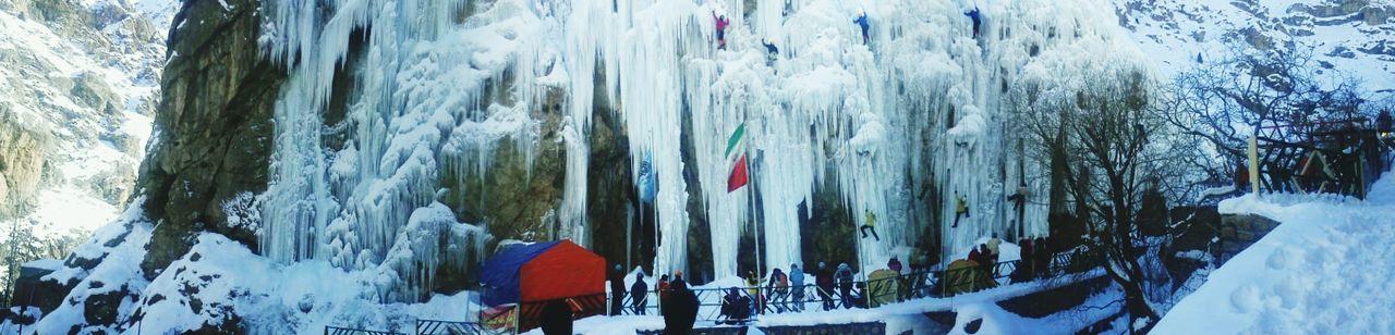 Winter Sports Sports Enjoying Life Panaroma