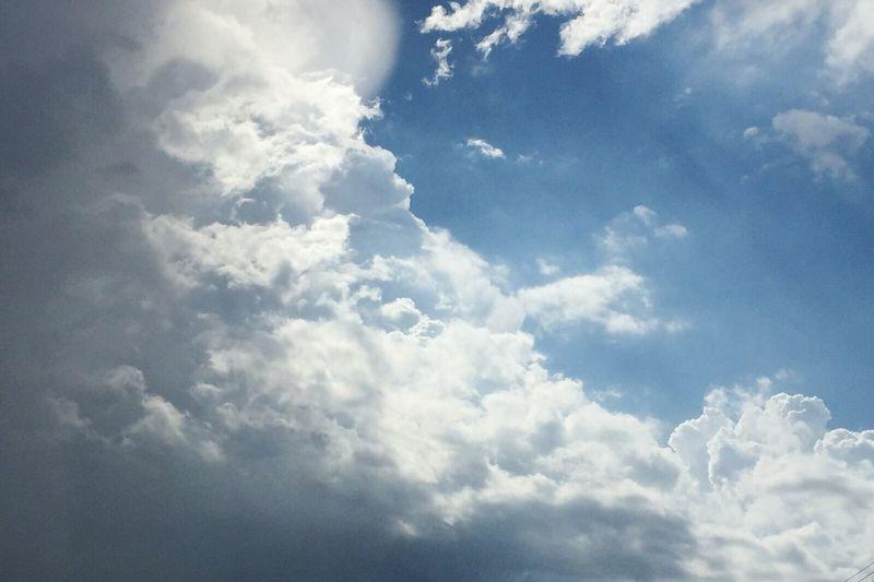 Taking Photos Sky Clouds And Sky Vietnam