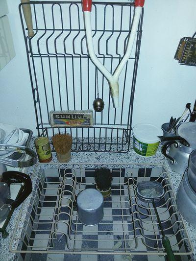 Vintage Kitchen Sink Vintage Sink No People Vintage Dutch Kitchensink Kitchen 50's Dutch Kitchen 60's