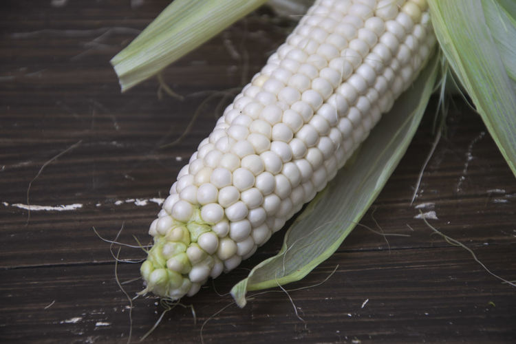 Detail Shot Of Corn