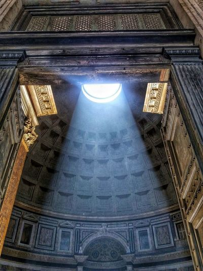 Entrance to Pantheon EternalCity Rome Meetrome Rom Italien Roma Buongiornoroma Gotourismroma Italy Myfavouriteplace