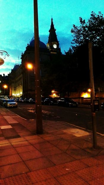 Liverpool Streetphotography On The Street Corner The Places I've Been Today Check This Out Clock Tower Al Tramonto. ..