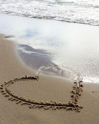 St. Joseph, Michigan Lake Michigan Heart Love Beach Beauty Outdoors