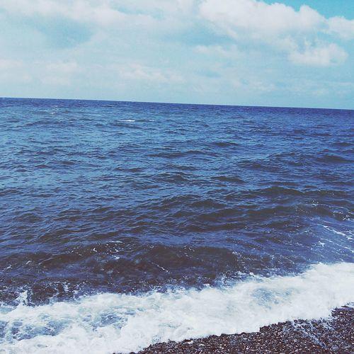 абхазия Море Черное море