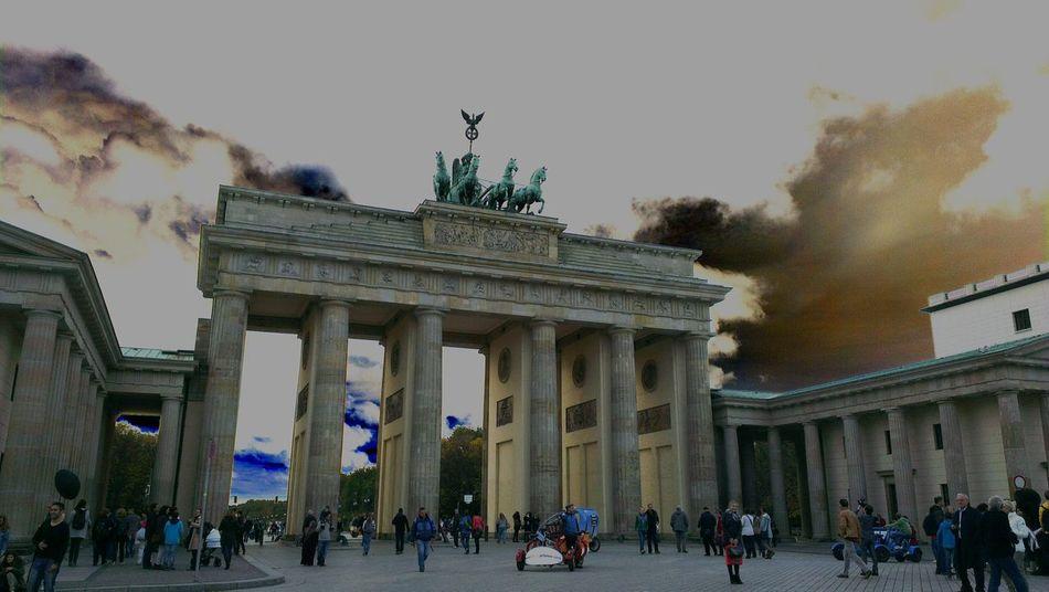 Berlin 2013 :) Selfmaide