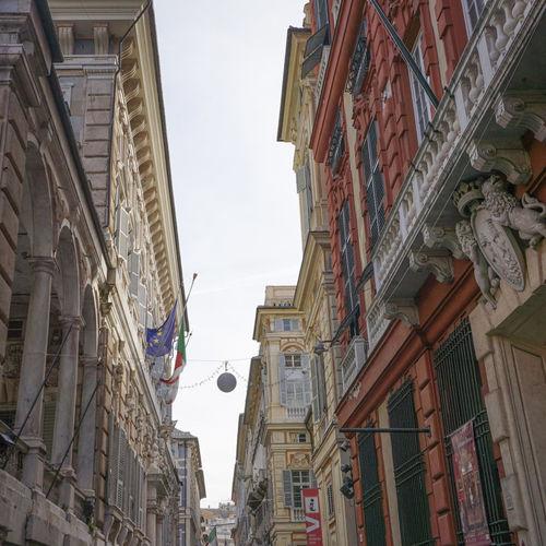 Via Garibaldi.