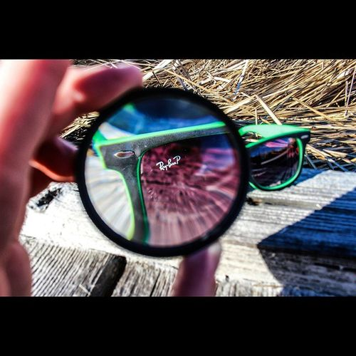 Perspective zoom. •_• 💎 Canon Rayban Boardwalk
