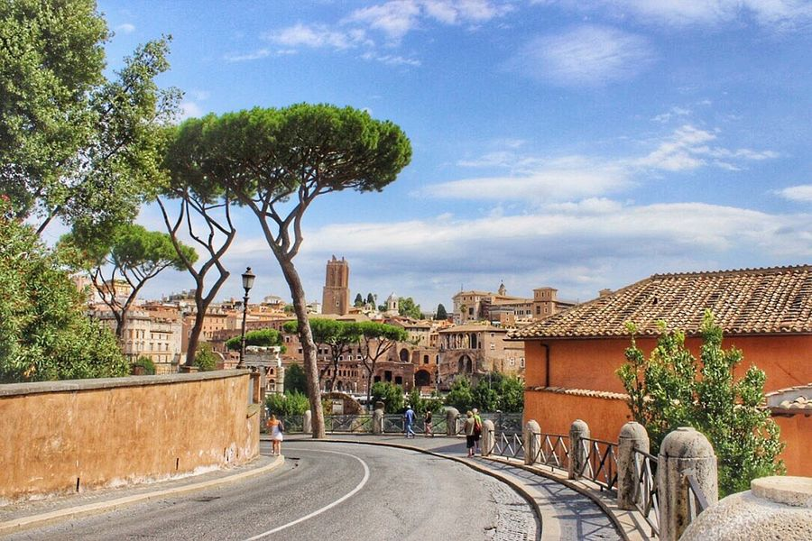 "Every path, every street in the world is your walking meditation path."" ~Thich Nhat Hanh Protecting Where We Play Wanderlust Travelling EyeEm Best Shots Travel Rome Italy Quotes Traveling Travel Photography"