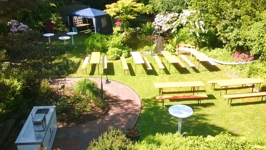 Home Sweet Home Rellingen Gartenfest
