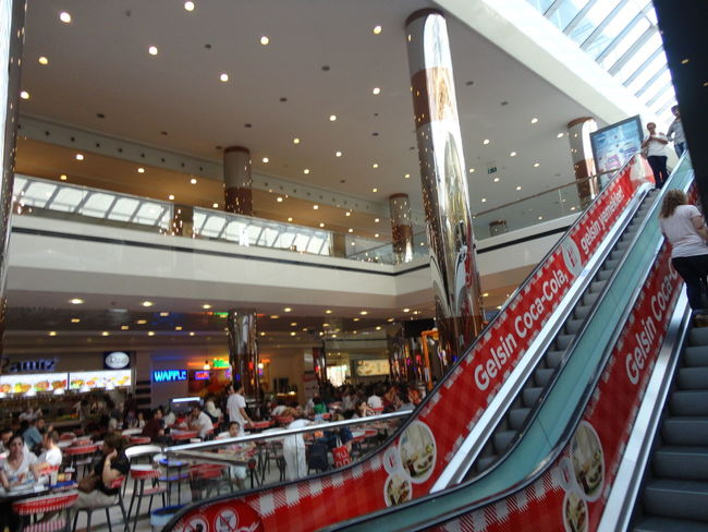 Mall Indoors  Architecture Steps And Staircases Built Structure People Large Group Of People Sport Modern Ice Rink Ice Hockey Adult Day