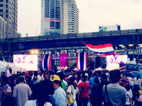 Shutdown Bangkok Thaiuprising