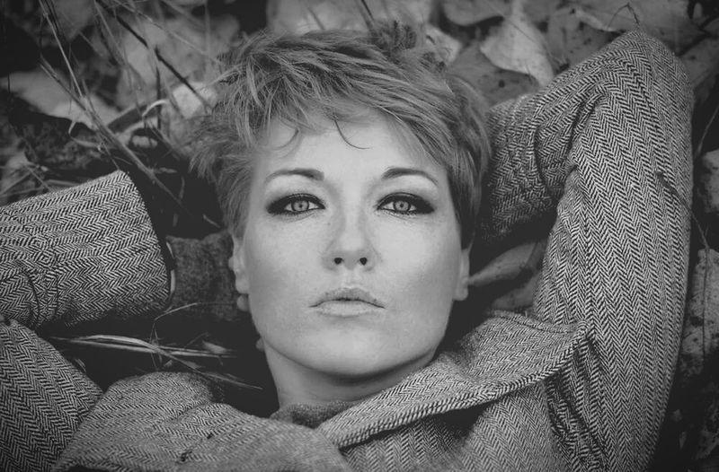 That's Me Monochrome Eyemphotography Portrait Shadows Women Of EyeEm Fot.Mirgan Relaxing Capture The Moment