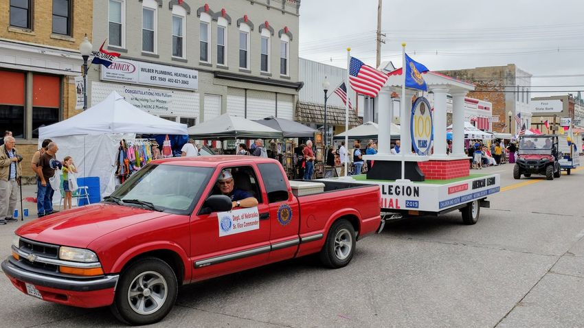56th Annual National Czech Festival - Saturday August 5, 2017 Wilber, Nebraska Americans Camera Work Celebration Czech-Slovak Event FUJIFILM X100S Getty Images Nebraska Photo Essay Small Town America Storytelling Visual Journal Wilber, Nebraska Architecture Building Exterior Built Structure Car City Culture And Tradition Cultures Czech Days Czech Festival Day Documentary Flag Land Vehicle Large Group Of People Men Mode Of Transport Outdoors Parade Patriotism People Photo Diary Police Uniform Real People Red Road Small Town Stories Street Transportation Women