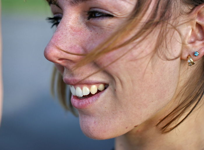 Headshot Portrait Women One Person Human Face Smiling Human Body Part Females Close-up Happiness Body Part Young Women Young Adult Hairstyle Emotion Adult Brown Hair Focus On Foreground Cheerful Beautiful Woman Sashalmi