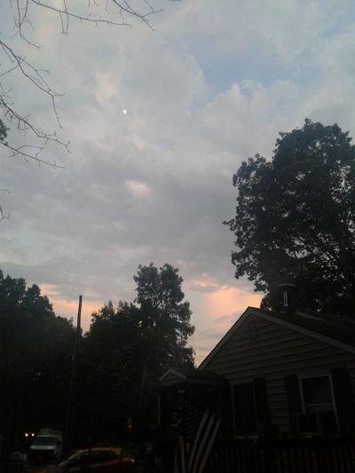 Summer Daze Cloud - Sky Sunset