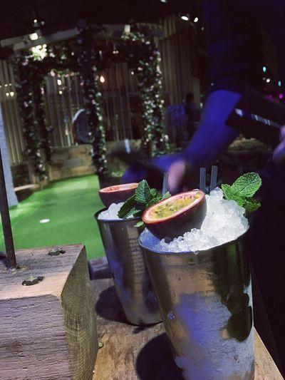 Crazy Golf Mini Golf Bar Cocktails