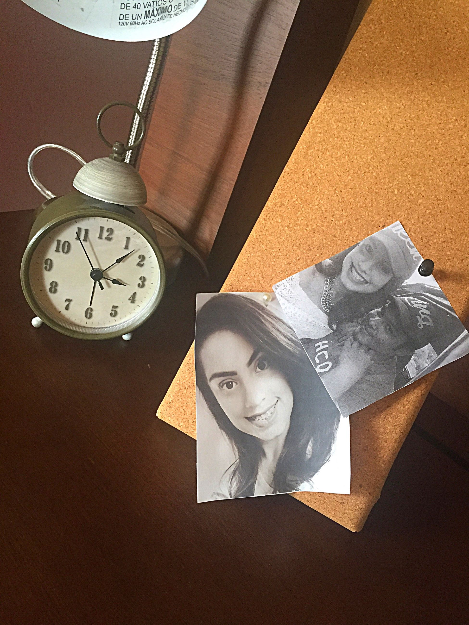 indoors, clock, high angle view, time, still life, variation, various, collection, no people, memories