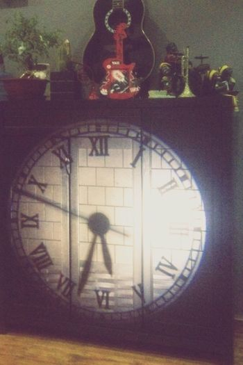 RMG  Music Time New Clock Projectiondesign First Eyeem Photo