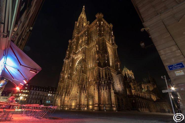 Strasbourg mon