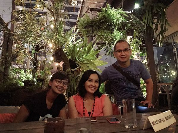 Bukber17 with Atmaer's ++, at Foodism Kemang. Friends By ITag Atmaer's Forever Friends - ITag