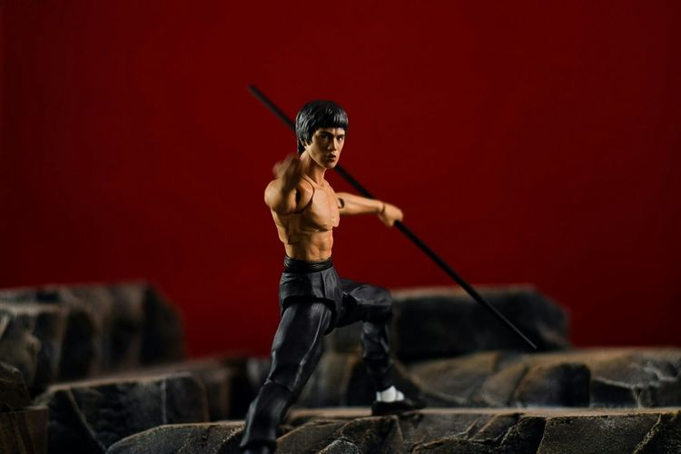 The Legend. Toyphotography Anarchyalliance Ata_dreadnoughts Brucelee