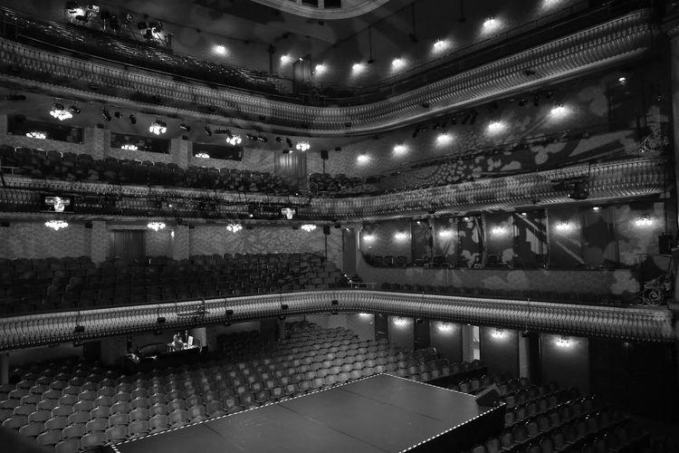 Licht S/w TDW Theater Theater Des Westens Theater Life Theaterdeswestens Trzoska