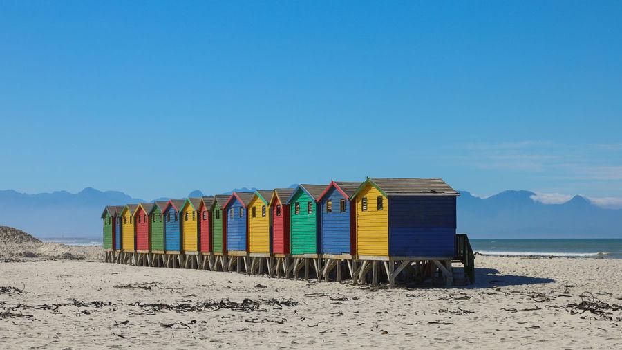 Sky Beach Blue