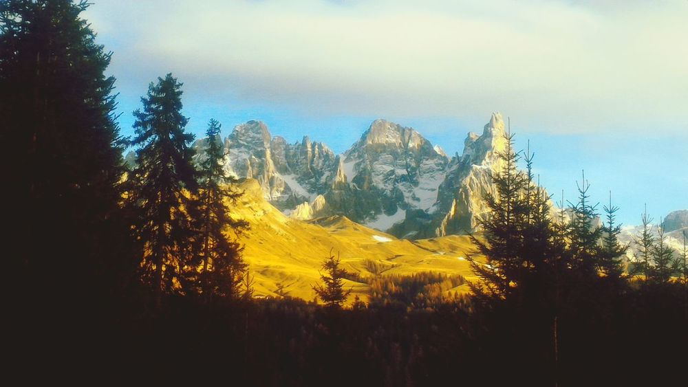 Mountains Italy Liberty Freedom Soul
