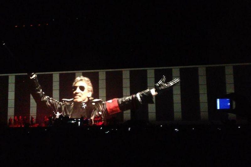 Koncert Budapest august 2013 Rogerwaters Roger Waters Koncert Show