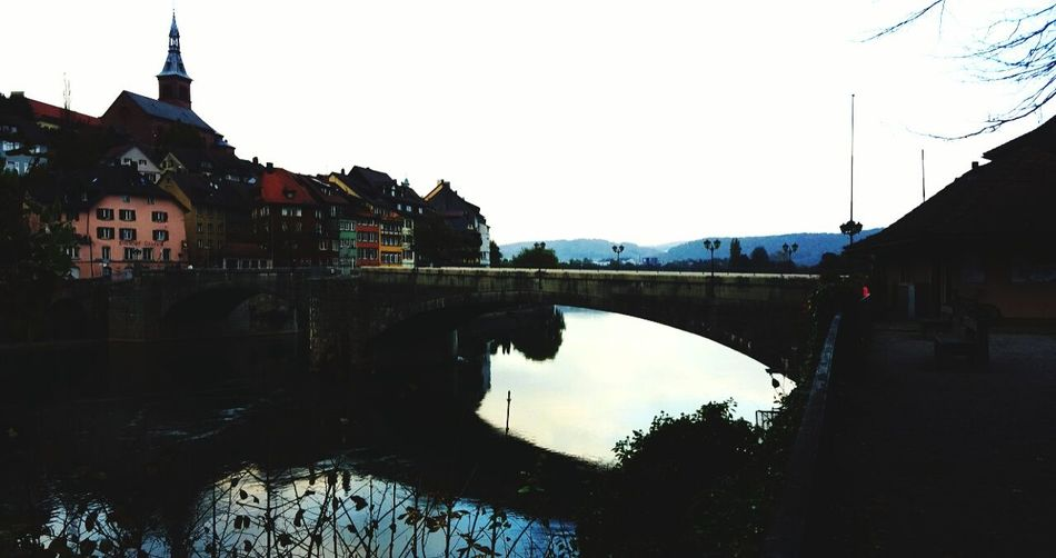 Swiss Germany Home Visite Water Reflections