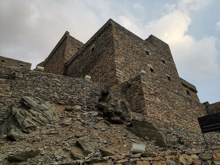 the past-2 Architecture Built Structure Sky Building Exterior History The Past Low Angle View Cloud - Sky Nature Solid Old Day Ancient Building Stone Wall Wall No People Old Ruin Ancient Civilization Stone Material Outdoors Ruined