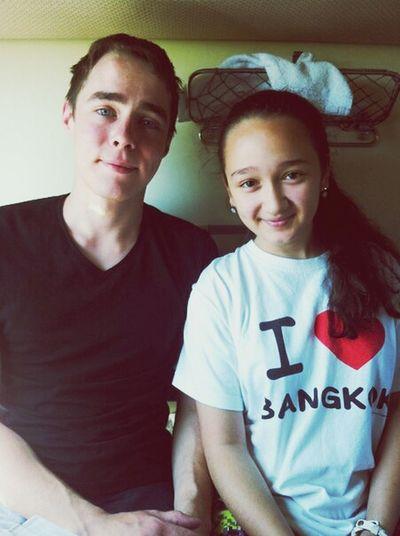 Я и Андрей:)
