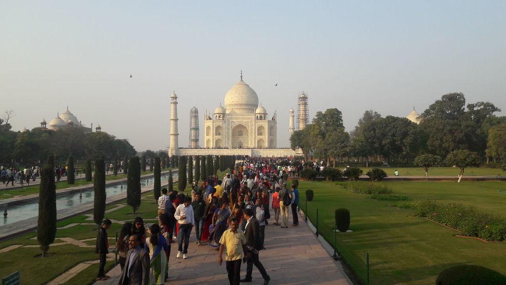 WahTaj Tajmahal Agra India. Lovethisplace
