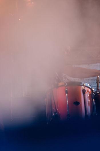 Music Smoke -