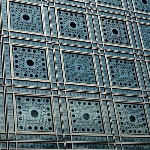 Arabinstitute Window Lens Aperture eyes paris architecture beautiful Smart Simplicity