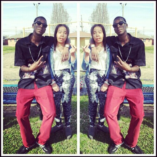 me and my big brother! PROJECT LIFE. FREE MY BOYFRIEND FRANK!