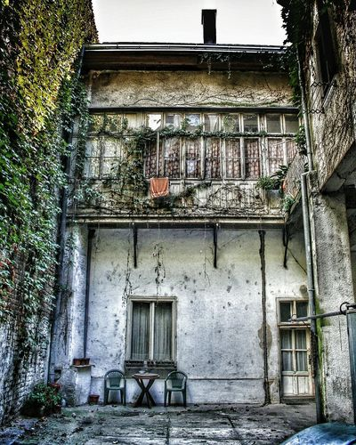 Secretplace Old Buildings