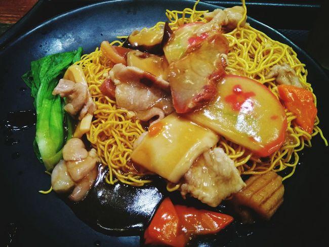 廣東海鮮麵 Food Ready-to-eat EyeEm Delicious Enjoying Life EyeEm Best Shots Neihu Taipei Hungry Taking Photos DELICIOUS FOOD ♡ 美麗華 Lunch Time! Taiwan Weekend Hongkongfood 大食代