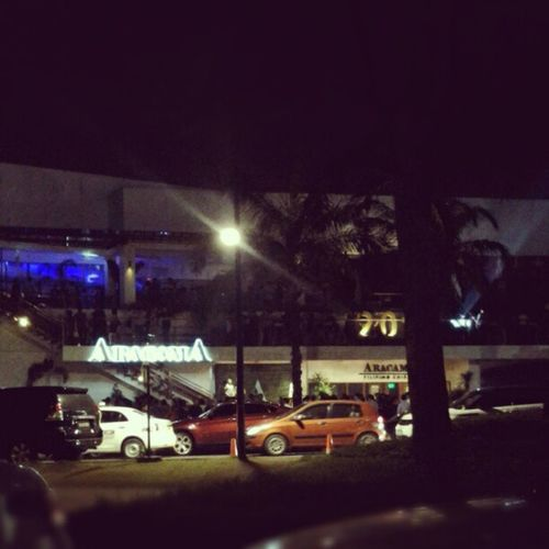 Aracama is jampacked! BGC Fortstrip 2013 newyear