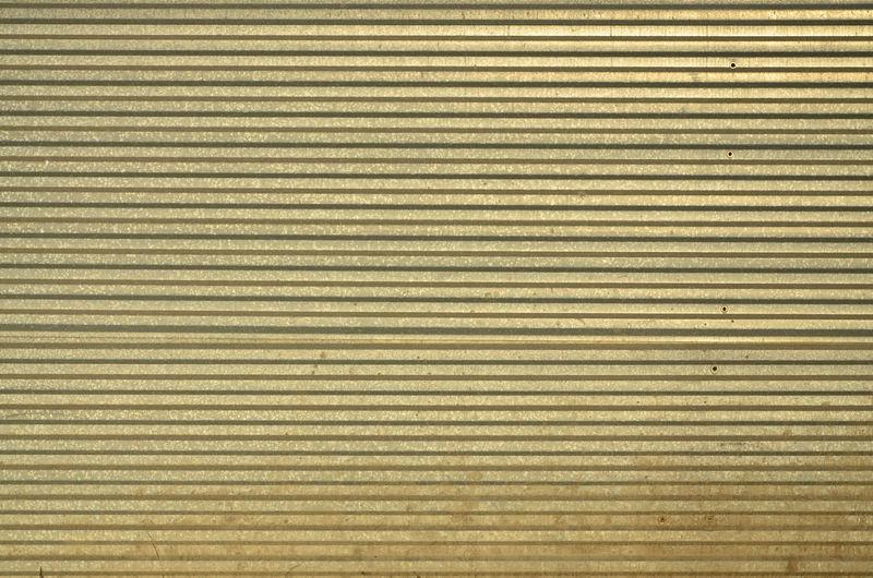 Full frame shot of rusty metallic wall