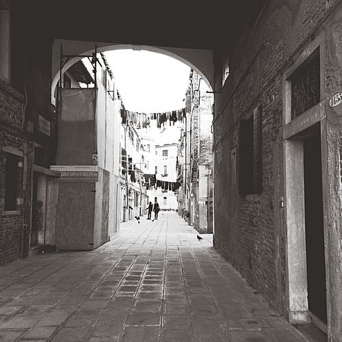 Dry clothes Calle Venezia Clothes Sotoportego Italy Bad Quality
