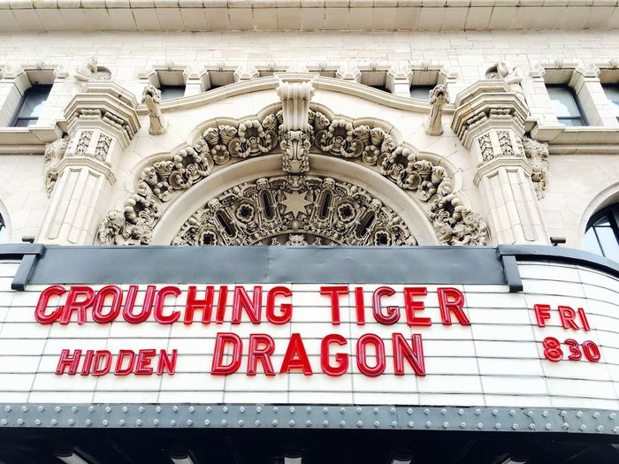 Drunken dragon DTLA. Cinema losangeles Losangeles DowntownLA