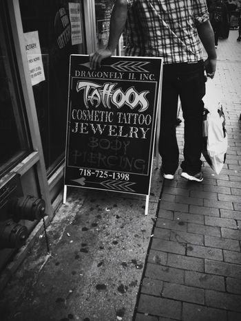 about to go in there Tattoo Shop Tattoo Obsession