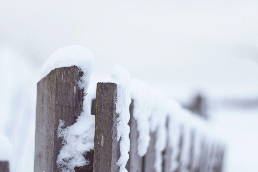 Finland Snow Suomenlinna