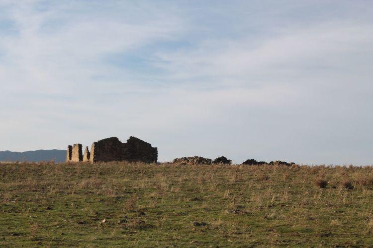 Architecture Built Structure Ancient History Landscape The Past Nature Field Outdoors