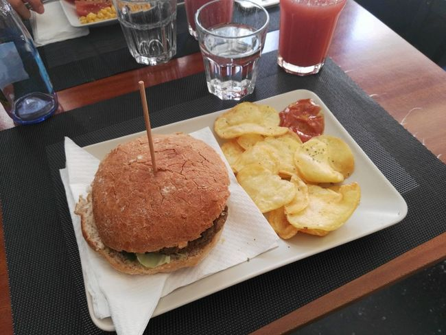 Vegan Veganfood Blackmamba Burger Veganburger