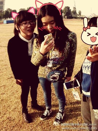 Friends Love School Kenzo Sport Hello World OpenEdit People Girl That's Me