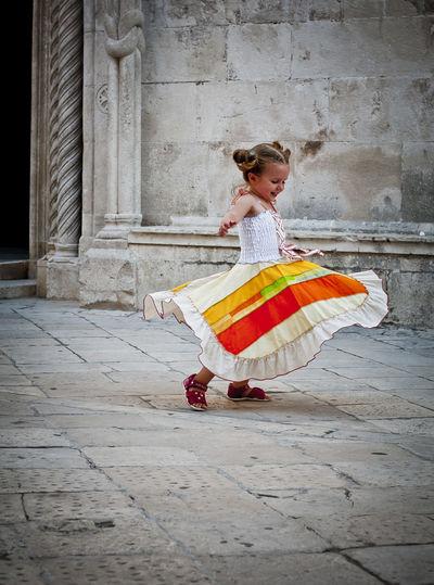 Dancing Travel