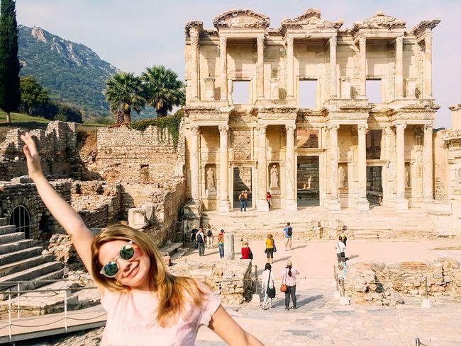 Ephesus The Week Of Eyeem Efeso Eyeem Ephesus - Turkey The Week On EyeEm The Traveler-2015 Eyeem Awards Traveling Travelling Turkey Kusadasi